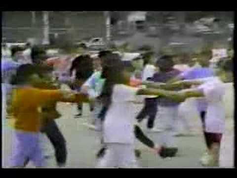 REM - Stand - Schoolchildren Dancing Stand Dance - 1989