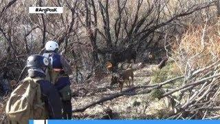Caso Maldonado: un revelador video sobre el primer rastrillaje