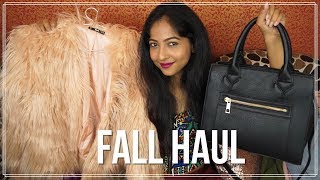 HUGE FASHION Try On HAUL | MYNTRA, ROMWE, SHEIN, FOREVER 21 | Stacey Castanha