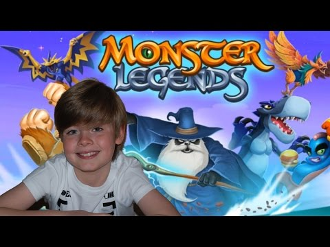 MONSTER LEGENDS | iPad Gameplay
