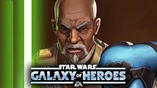 Jolee Bindo Makes Revan Defense Tough - Star Wars: Galaxy Of Heroes - SWGOH
