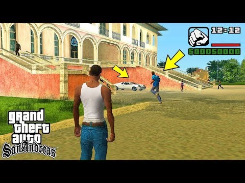 لن تصدق انني ذهبت الى مدينة (GTA Vice City) في لعبة (GTA San Andreas) !! شيء مدهش !!