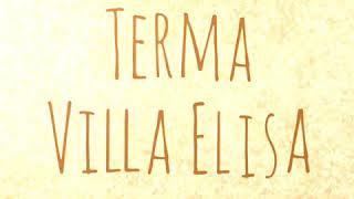 Terma Villa Elisa. 아르헨티나 비샤엘리사…