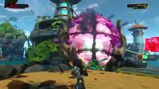 Ratchet & Clank (PS4) - Pokitaru Gameplay Paris Games Week