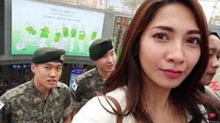 Dinda Kirana VLOG : KOREA TRIP #2 : Train to Busan !