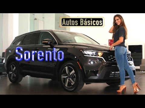 New Kia Sorento 2021