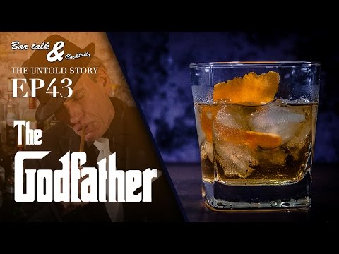 The Godfather Cocktail | BAR TALK AND COCKTAILS