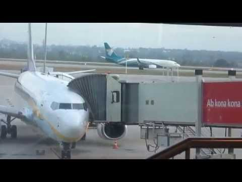 INDIA Bengaluru Kempegowda International Airport : Early Morning Departure Actions