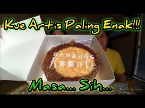 Kue Artis Paling Enak Bandung Kunafe Rasa Coklat