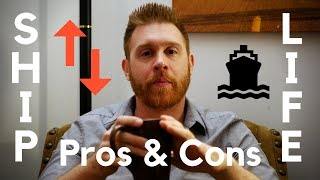 What are the Pros & Cons of working on a cruise ship?