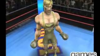(Un)funniest games of March - Ready 2 Rumble Revolution: Intros