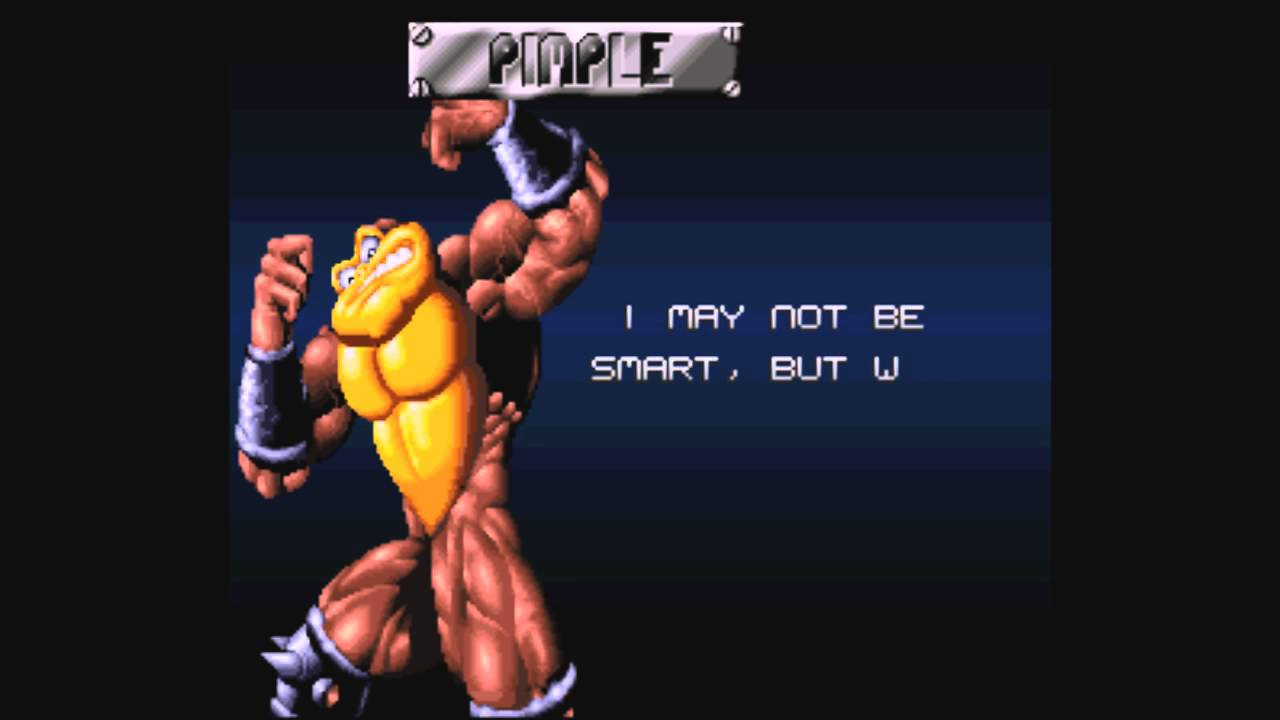 Battletoads Double Dragon Intro Snes Introduction Youtube