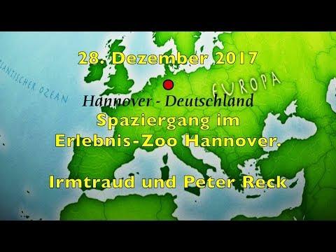 28. Dezember 2017 Spaziergang im Erlebnis-Zoo Hannover.
