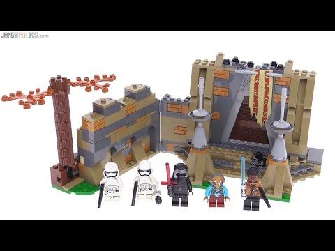 Lego star wars battle on takodana review 75139 youtube - Croiseur interstellaire star wars lego ...