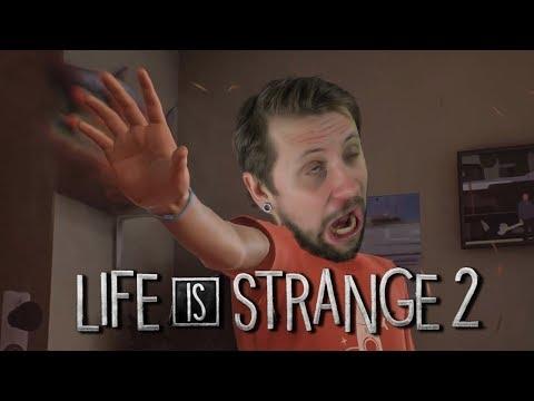 LIFE IS STRANGE 2 #2.3 - ALE DRAMAT NA KONIEC! - WarGra thumbnail
