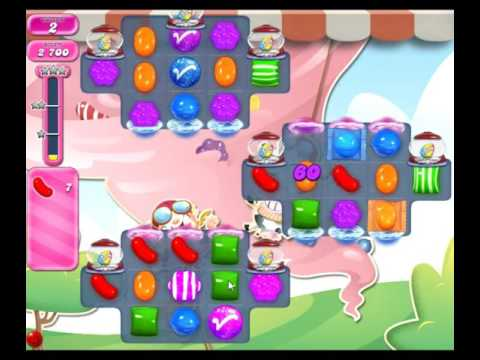 Candy Crush Saga Level 2289 - NO BOOSTERS