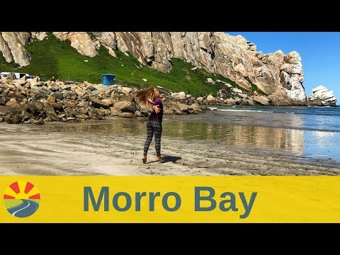 Exploring Morro Bay, California!