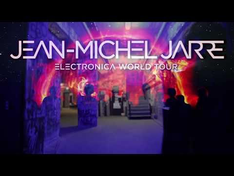 Jean-Michel Jarre Live - Electronica Tour Trailer