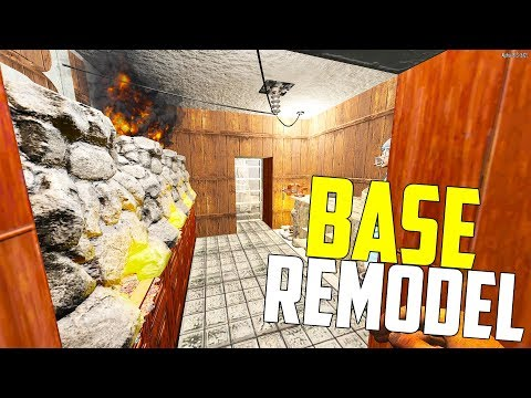 BASE REMODEL! - 7 Days to Die [Season 2 - #50]