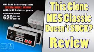 NES Classic Clone Console Cost $20 and Doesn't Suck