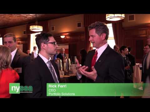 Chris Romano and Rick Ferri ETP Forum NYC April 2015
