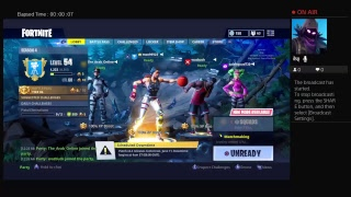 Play Fortnite Battle Royale w/Muhammad Quad Salah Quad and waz buck