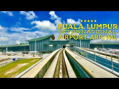 Kuala Lumpur International Airport (KLIA) Arrival Tour Malaysia