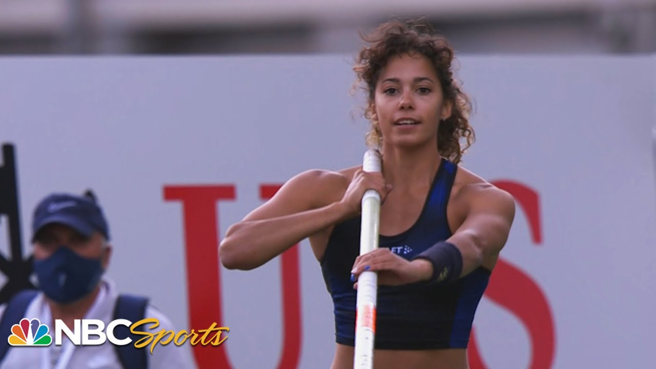 Download Angelica Bengtsson steals show with clutch pole vault in Lausanne | NBC Sports