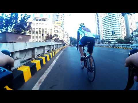 Fast lap in South Bombay!