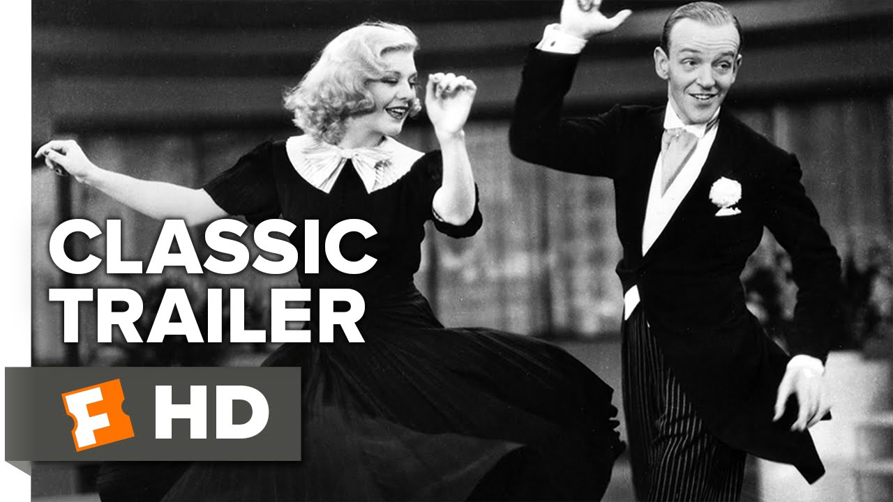 Swing Time 1936 Official Trailer Fred Astaire Ginger Rogers Movie Youtube