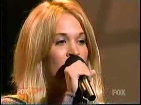 Carrie Underwood - Hollywood Round