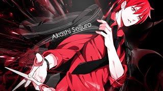 Akashi Seijuro - Animal I Have Become 「AMV」ᴴᴰ