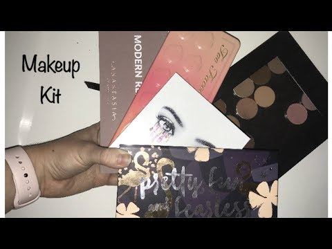 My freelance makeup kit! Affordable options included   TAMEEKA RIDGWAY