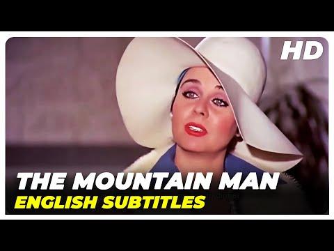 The Mountain Man | Fatma Girik Vintage Turkish Movie ( English Subtitles )