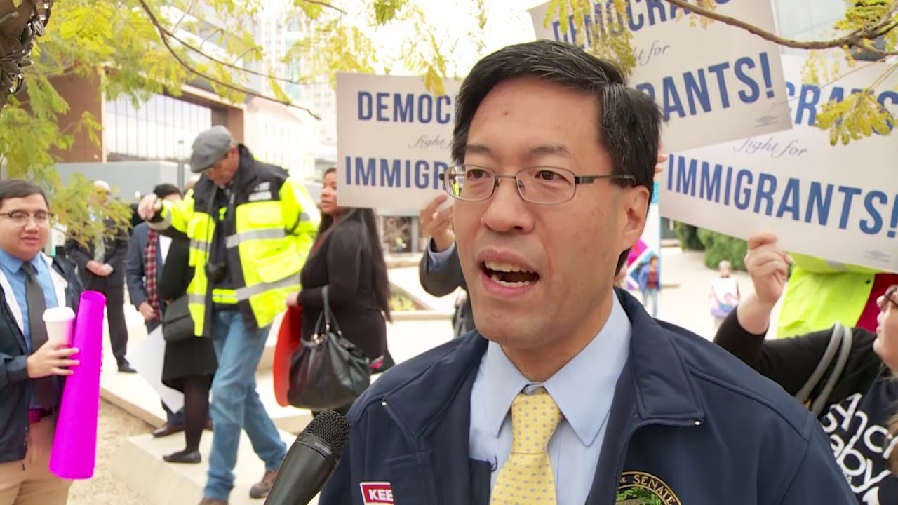 Dr. Richard Pan: CA Leaders Vow to Fight Trump ...