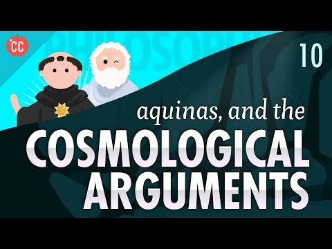 Thumbnail: Aquinas and the Cosmological Arguments: Crash Course Philosophy #10