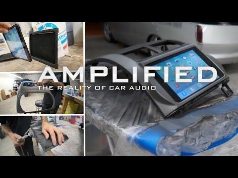 IPad Mini Nissan Altima Dash Install - Amplified #124