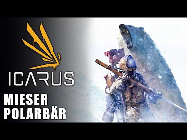 Icarus 🌿 Mieser Polarbär #07 [Lets Play   Gameplay Deutsch   Beta 3]