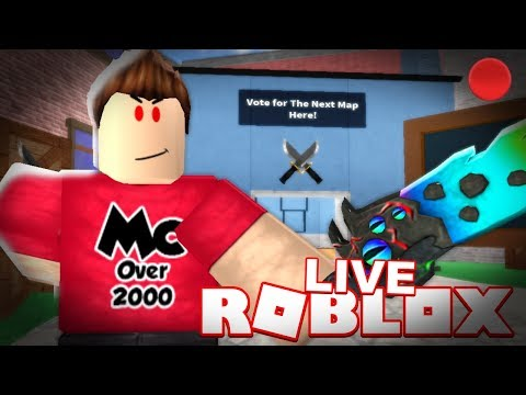 🔴I GOT A SPONSOR BUTTON! ROBLOX LIVE STREAM!🔴