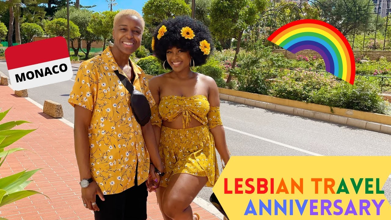 Download OUR CRAZY LESBIAN ANNIVERSARY TRIP TO MONACO & NICE (FRENCH RIVERA), PT 1