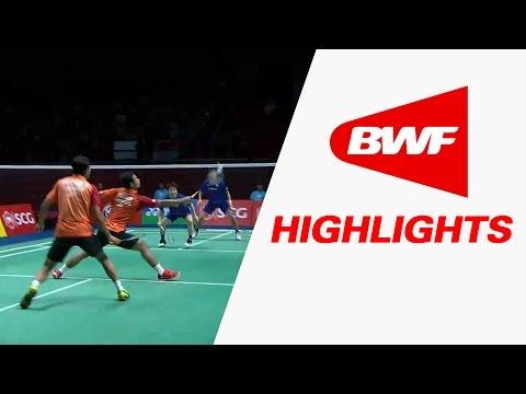SCG Thailand Open 2016 | Badminton F – Highlights