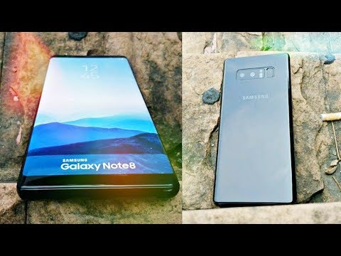 Samsung Galaxy Note 8 is HERE!!!