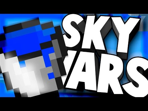 WATER DROP! - Sky Wars, Minecraft #72