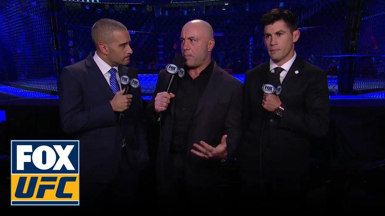 Rogan, Anik, and Cruz break down the madness that followed McGregor vs Khabib   RECAP   UFC 229