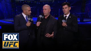 Rogan, Anik, and Cruz break down the madness that followed McGregor vs Khabib | RECAP | UFC 229