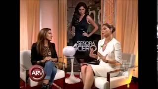 Blanca Soto 3ra entrevista ( Final Señora Acero ) - Al Rojo Vivo