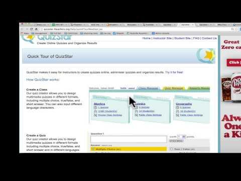 QuizStar Features