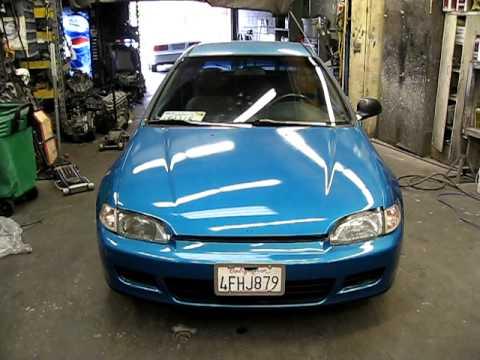 1992 Civic DX Hatchback For Sale  YouTube