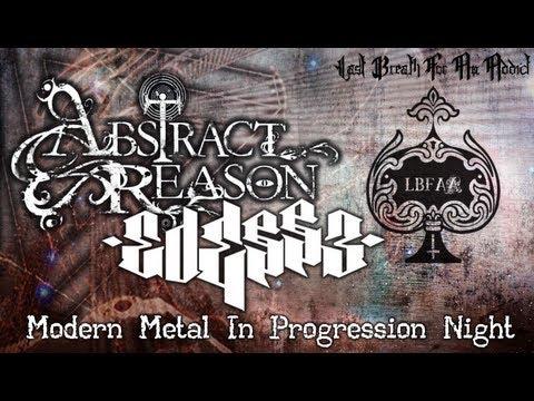 Modern Metal In Progression Night au Base Bar de Lausanne en Suisse