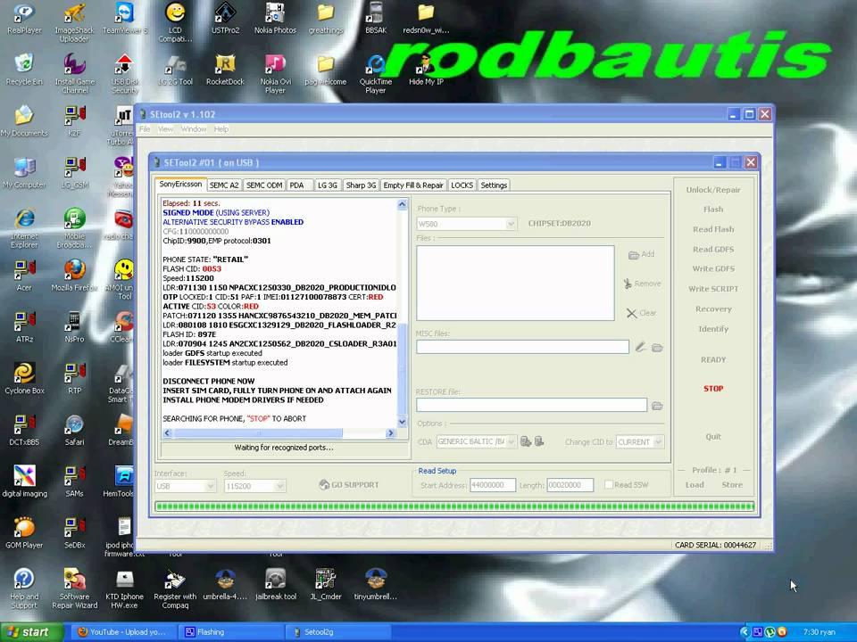 software w580 gratis